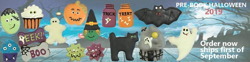 PRE-ORDER!  Fall & Halloween