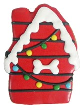 Christmas Dog House - 16 Ct Case