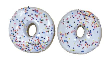 SB MINI - Confetti Doughnuts - 40 Ct Case BKY:SBM:00317