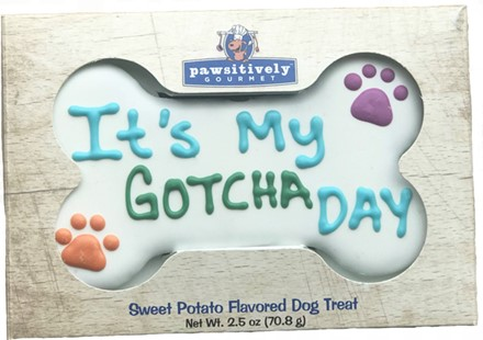 It's My Gotcha Day- Gift Box (6 Ct Case) GFB:00820