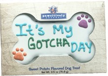 It's My Gotcha Day- Gift Box (6ct case) 00820
