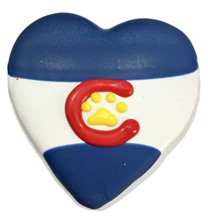 Colorado Heart -20 Ct Case -  BKY:EVD:00140