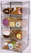 Small Bakery Case BC02