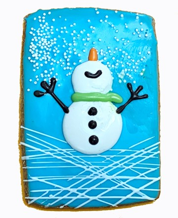 Joyful Snowman - 16 Ct Case 