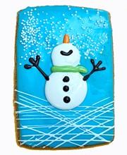 Joyful Snowman - 16 Ct Case BKY:WIN:00299