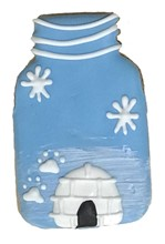 Joyful Snowman Jar * (20 ct case) BKY:WIN:00299