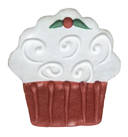 Holiday Cupcake - 20 Ct Case 