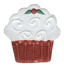 Holly Cupcake 20 Count Case 169