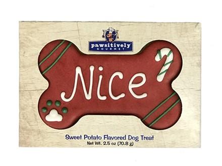 "6"" Nice Bone Gift Box - 6 Ct Case GFB:6inGFB:00841"
