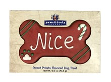 "6"" Nice Bone Gift Box 6 Count Case 841"