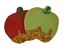 Caramel Apples - 20 Ct Case 