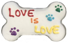Love is Love Bulk 6 inch bone- BKY:6in:00805