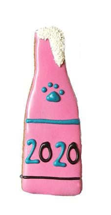 Champagne Bottle - 20 Ct Case BKY:NY:00470