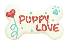 """6"""" Puppy Love Bone Bulk - 6 Ct Case BKY:VAL:00858"""