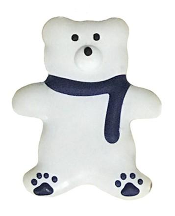 Winter Teddy Bear - 16 Ct Case  BKY:WIN:00461