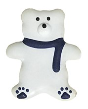 Winter Teddy Bear - 16 Ct Case 