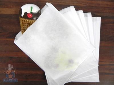Glassine Bags Sleeve of 100 GB01