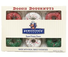 Holiday Doughnut Box: 8 ct case GFB:GIF:02036H