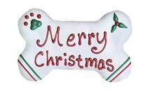 "6"" Merry Christmas Bone Bulk - 6 Ct Case BKY:6inHDY:00005"