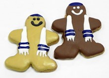 Hannukkah Gingerbread - 20 Ct Case BKY:HAN:00189