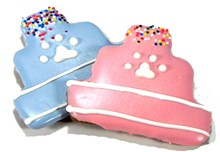 Birthday Cake Cookie  20 Count Case 200