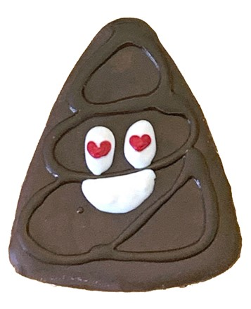 Valentine Poop Emoji - 20 Ct Case BKY:VAL:00301