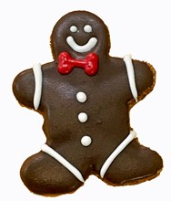PRE-BOOK ITEM Classic Gingerbread Man - 20 Ct Case BKY:CMAS:00051