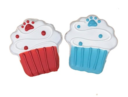 Summer Fluffy Cupcakes - 20 Ct Case BKY:SUM:00278