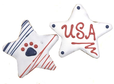 Patriotic Stars (20 Ct. Case) BKY:SUM:00048