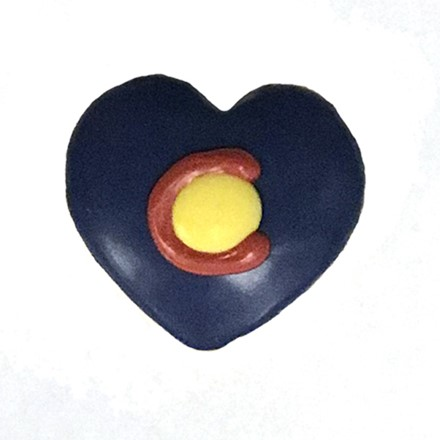 SB Mini - Colorado Heart - 40 Ct Case - PGOE BKY:SBM:00328