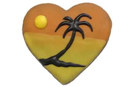 Sunset Heart 424