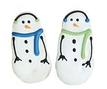 Snowman with Arms 20 Count Case 186
