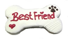 "6"" Best Friend Bone (Bulk)  6 Count Case 836"