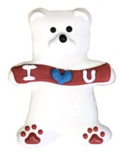 Valentine Teddy Bear  20 Count Case 198