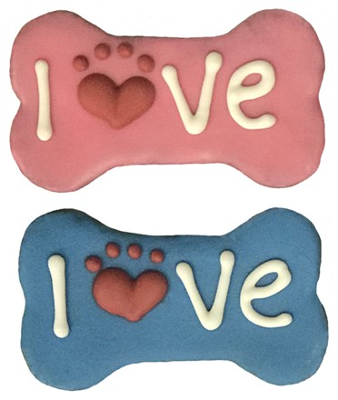 Love our Dogs Spring bone 20 Count Case 175