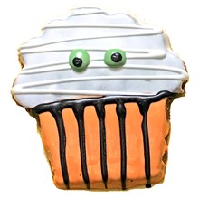 Spooky Cupcake - 20 Ct Case  BKY:HAL:00348