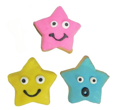 SB MINI - Emoji Stars - 40 Ct Case BKY:SBM:00310