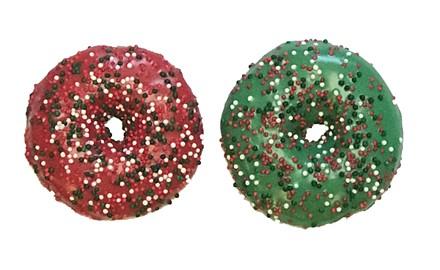SB Mini- Christmas Doughnuts (40 Ct. Case) BKY:SBM:00334