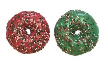 SB Mini- Christmas Doughnuts (40 Ct. Case) BKY:SBM:00334