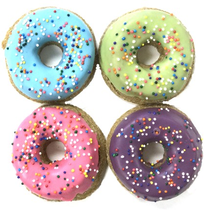 Spring.Summer Doughnuts - 20 Ct Case BKY:SPG:00467