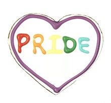 Limited Edition: PRIDE HEART (16 ct Case) 147