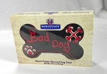 "6"" Bad Dog Bone  Gift Box - 6 Count Case 845"