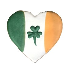 Irish Flag Heart - 20 Ct Case 126