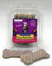 Peanut Butter Bones, Spring - 8 Ct Case PCK:SMP:00703