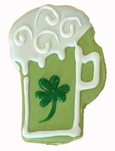 Green Frosty Ale Mug - 20 Ct Case BKY:STP:00230