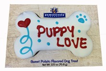 "6"" Puppy Love Bone- Gift Box  6 Ct Case GFB:6inGFB:00873"
