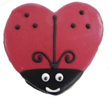 Ladybug Heart  20 Count Case 211