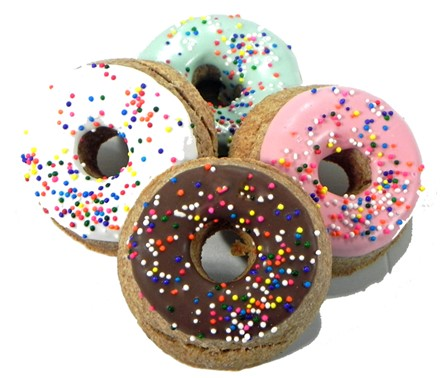 Doughnuts - 20 Ct Case BKY:EVD:00019