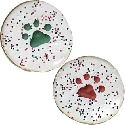 Holiday Confetti Circle - 20 Ct Case BKY:CMAS:00300
