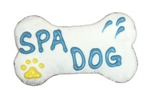 "4"" Spa Dog Bone - 20 Ct Case 132"